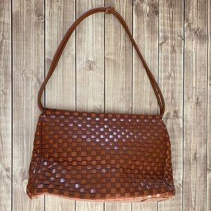 The Sak, Vintage Shoulder Bag, Weave Design
